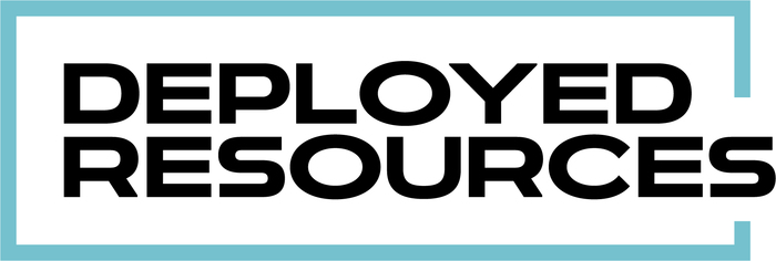 Deployed Resources Logo Cmyk New